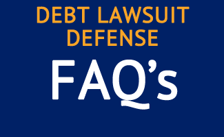debt lawsuit faqs