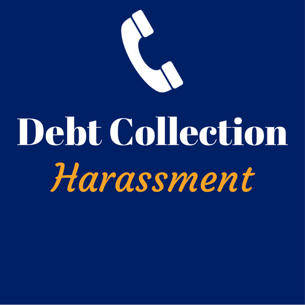 debt collection harassement help service san diego california