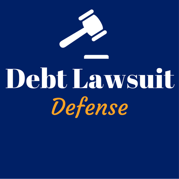 debt lawsuit defense service in san diego california
