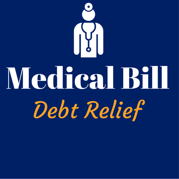 medical bill debt relief service san diego califonia
