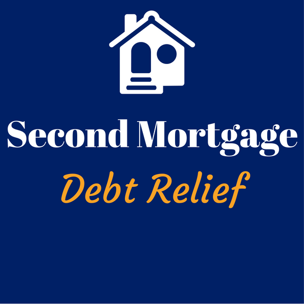 second mortgage debt relief service san diego california