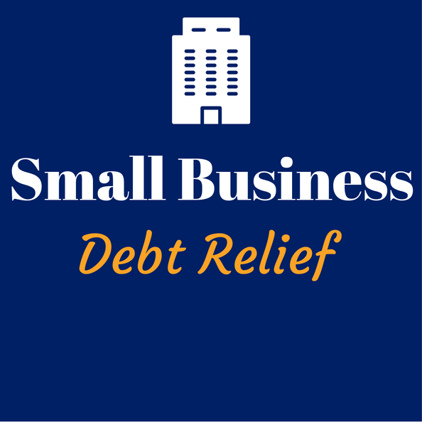 small business loan debt relief san diego california