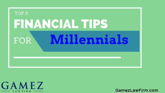 Financial Tips for Millennials