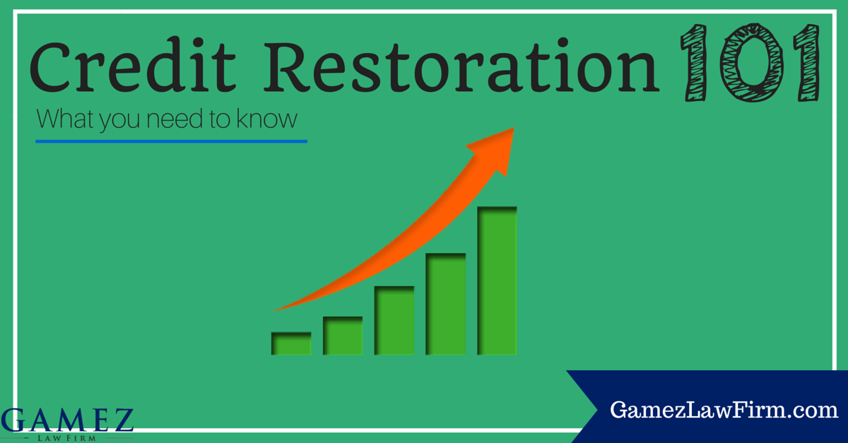 what you need to know about credit restoration