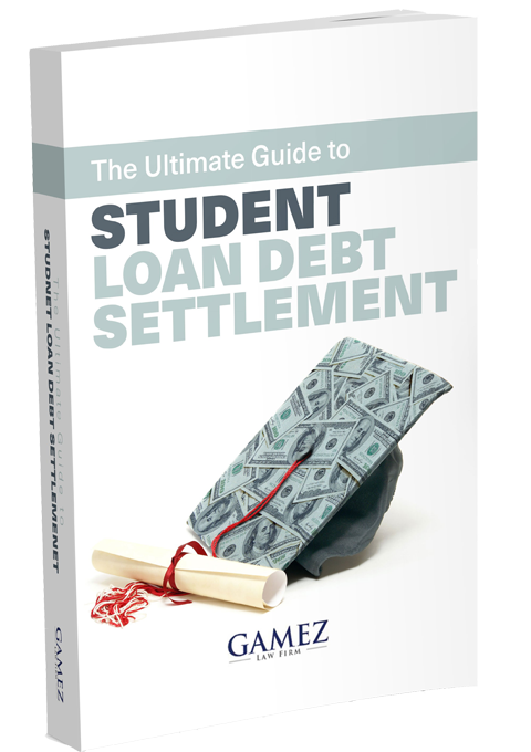 student loan debt settlement ebook