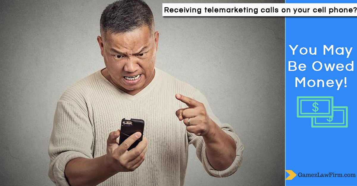 how to stop cell phone harassment and telemarketing calls in san diego