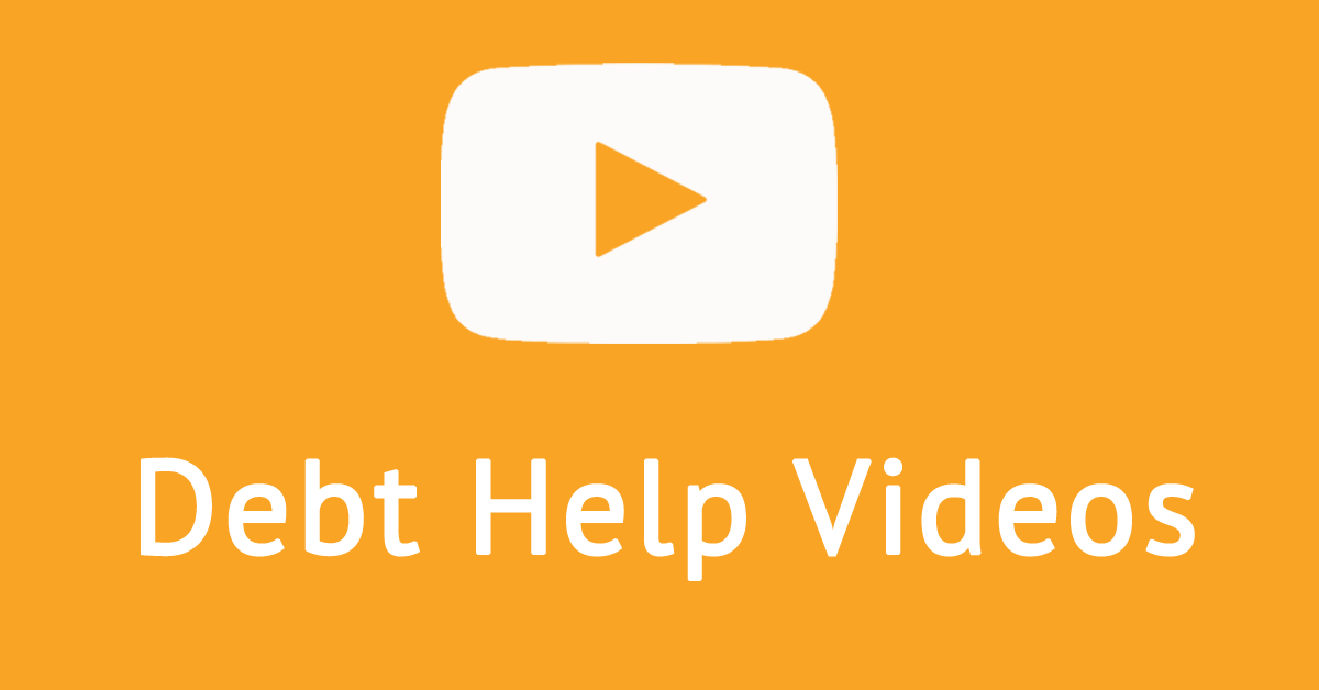 debt help videos for debt relief