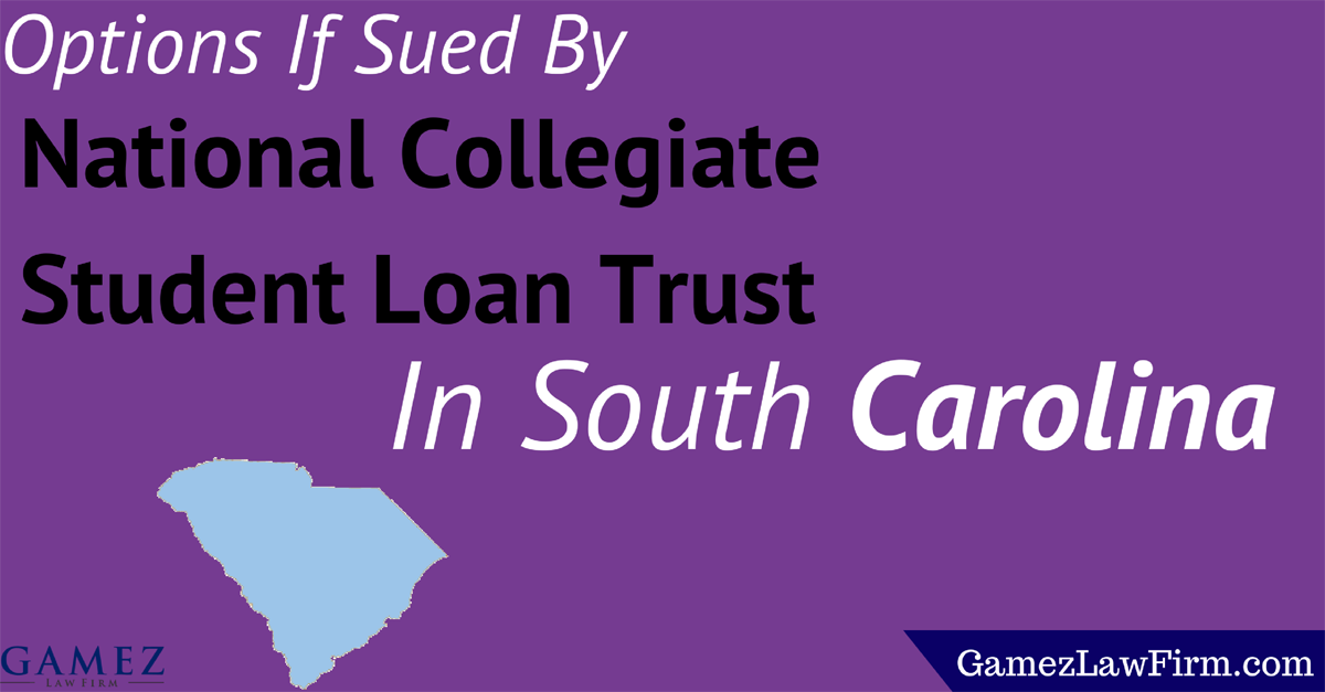 debt lawsuits national collegiate trust lawsuit