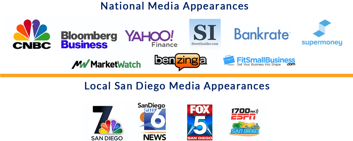 san diego debt relief law firm media apperances