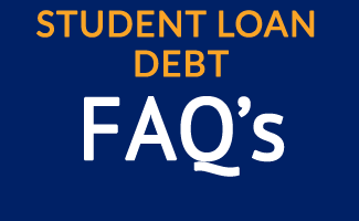 student loan debt faqs